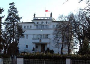 ambasáda Indonésie v Praze