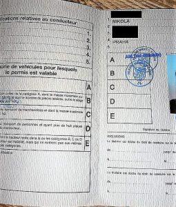 Mezinárodní řidičský průkaz - oprávnění k řízení v zahraničí