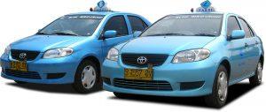 taxi na Bali